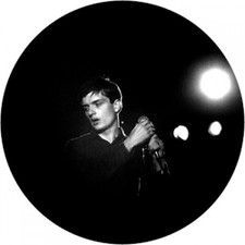 Joy Division - Ian Microphone - Single Slipmat