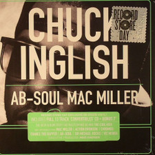 """Chuck Inglish / Mac Miller - Easily RSD - 7"""" Vinyl+CD"""