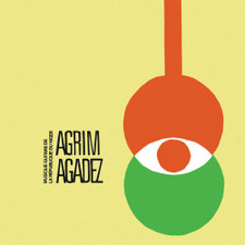 Various Artists - Agrim Agadez- Musique Guitare De La Republique Du Niger - LP Vinyl