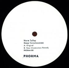 "Norm Talley - Deep Consciousness - 12"" Vinyl"