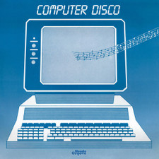 Marcello Giombini - Computer Disco - LP Vinyl