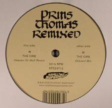 """Prins Thomas - Orb Remixes - 12"""" Vinyl"""