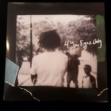 J. Cole - 4 Your Eyez Only - 2x LP Vinyl