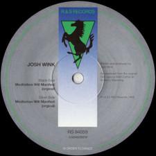 "Josh Wink - Meditation Will Manifest - 12"" Vinyl"