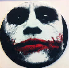 The Joker -   - Single Slipmat