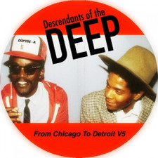 "Various Artists - From Chicago To Detroit Vol. 5 - 12"" Vinyl"