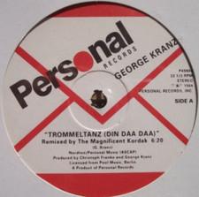 "George Kranz - Din Daa Daa - 12"" Vinyl"