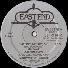 "Marvin Gaye - Mercy, Mercy Me (The Ecology) - 12"" Vinyl"