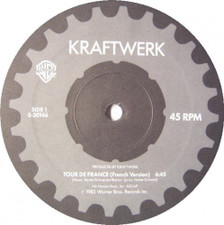 "Kraftwerk - Tour De France - 12"" Vinyl"