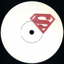 "Black Coffee - Superman - 12"" Vinyl"