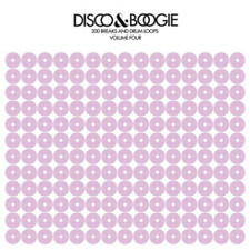 Various Artists - Disco & Boogie: 200 Breaks & Drum Loops Vol. 4 - LP Vinyl