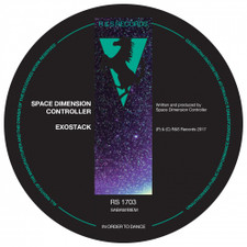 "Space Dimension Controller - Exostack - 12"" Vinyl"