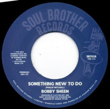 "Bobby Sheen - Something New To Do - 7"" Vinyl"