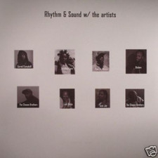 "Rhythm & Sound - w/ The Artists - 12"" Vinyl"