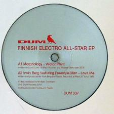"Various Artists - Finnish Electro All-Star Ep - 12"" Vinyl"