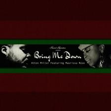 "Alton Miller feat Maurissa Rose - Bring Me Down - 12"" Vinyl"