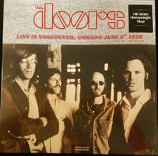 The Doors - Live In Vancouver, Canada June 6th 1970 - 2x LP Vinyl