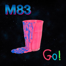 "M83 - Go! - 12"" Colored Vinyl"