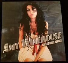 Amy Winehouse - Back To Black Remixes - 2x LP Vinyl
