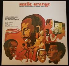 Melba Liston - Smile Orange (Original Motion Picture Soundtrack) - LP Colored Vinyl