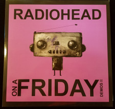 Radiohead - On A Friday Demos Pt 2 - 2x LP Vinyl