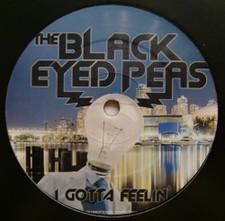 """The Black Eyed Peas - I Gotta Feelin' Remixes - 12"""" Vinyl"""