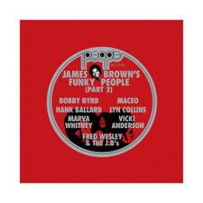 Various Artists - James Brown's Funky People Pt. 2 - 2x LP Vinyl