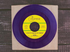 "Orgone - I Sold My Heart To The Junkman - 7"" Colored Vinyl"