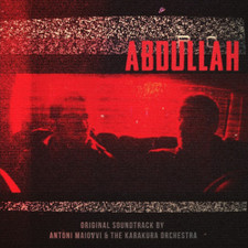 Antoni Maiovvi & The Karakura - Abdullah (Original Score) RSD - LP Colored Vinyl+DVD