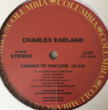"Charles Earland - Coming To You Live / I Will Never Tell RSD - 12"" Vinyl"