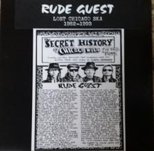 Rude Guest - Lost Chicago Ska 1982-93 - LP Vinyl