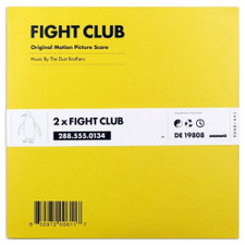 The Dust Brothers - Fight Club (Original Motion Picture Score) - 2x LP Vinyl