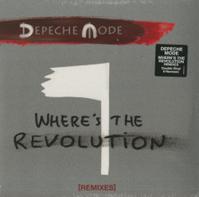 Depeche Mode - Where's The Revolution [Remixes] - 2x LP Vinyl