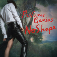 Perfume Genius - No Shape - 2x LP Clear Vinyl