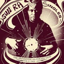 Sun Ra - Singles Vol. 2: The Definitive 45's Collection 1962-1991 - 3x LP Vinyl