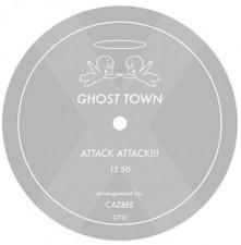 "Cazbee / Citizen - Attack Attack!!! / Maybe U Can - 12"" Vinyl"