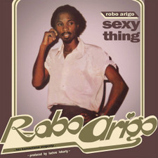 Robo Arigo & His Konastone Majesty - Sexy Thing - LP Vinyl