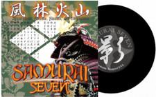 "DJ $hin - Samurai Seven - 7"" Vinyl"