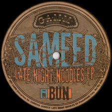 "Sameed - Late Night Noodles - 12"" Vinyl"