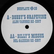 """Aldo Vanucci / Del Gazeebo - Bobby's Grapevine / Billy's Missus - 7"""" Vinyl"""