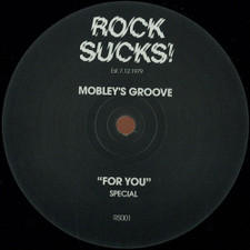"Mobley's Groove - For You - 12"" Vinyl"