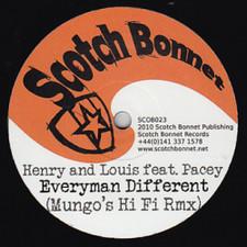 "Henry & Louis - Everyman - 12"" Vinyl"