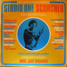 Various Artists - Studio One Scorcher Vol.1 - 3x LP Vinyl