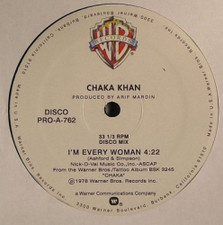 "Chaka Khan - I'm Every Woman/Clouds - 12"" Vinyl"