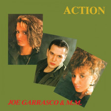 "Joe Garrasco & M.M. - Action - 12"" Vinyl"