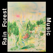 JD Emmanuel - Rain Forest Music - LP Vinyl