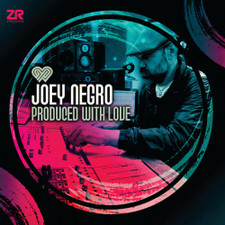 Joey Negro - Produced With Love - 3x LP Vinyl