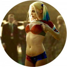 Harley Quinn - Body - Single Slipmat