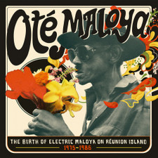 Various Artists - Ote Maloya - The Birth Of Electric Maloya - 2x LP Vinyl