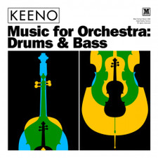 """Keeno - Music For Orchestra: Drums & Bass - 12"""" Vinyl"""